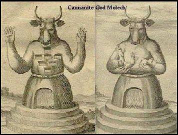 molech bull