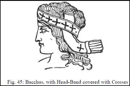 Origine païenne  de la Croix Bacchus-cross1
