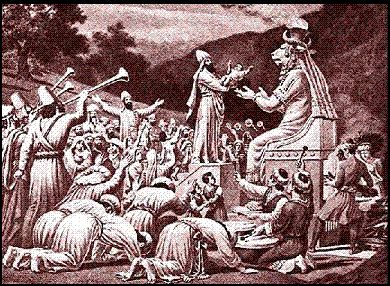 Abortion: Human Sacrifice