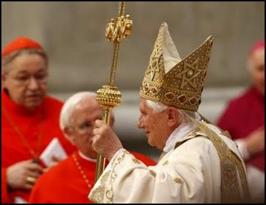 The fact that we are living in Pope Hat 666
