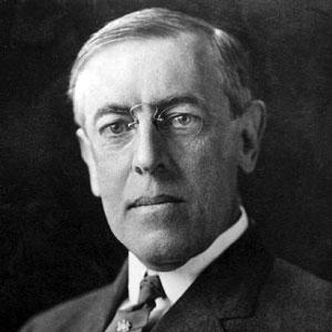 Woodrow Wilson 7