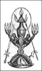 hanukkiah heathen