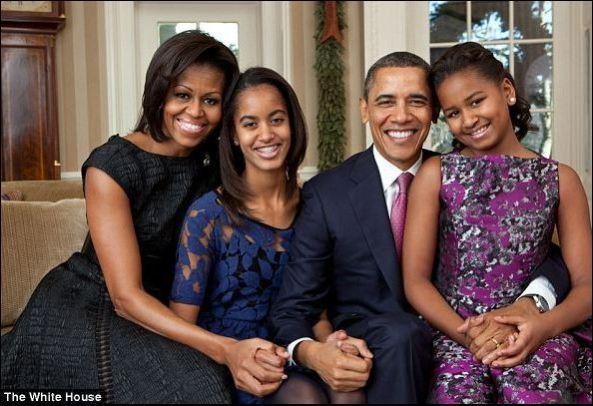 Xmas Barack Obama