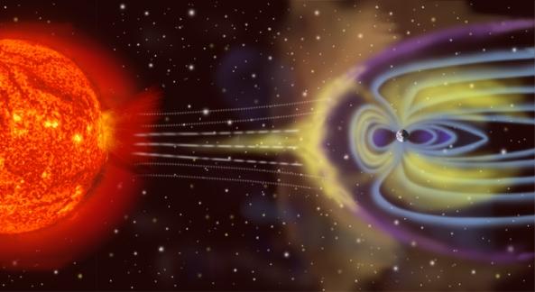 magnetosphere large